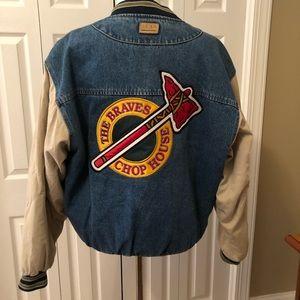 Atlanta Braves Bomber Jacket